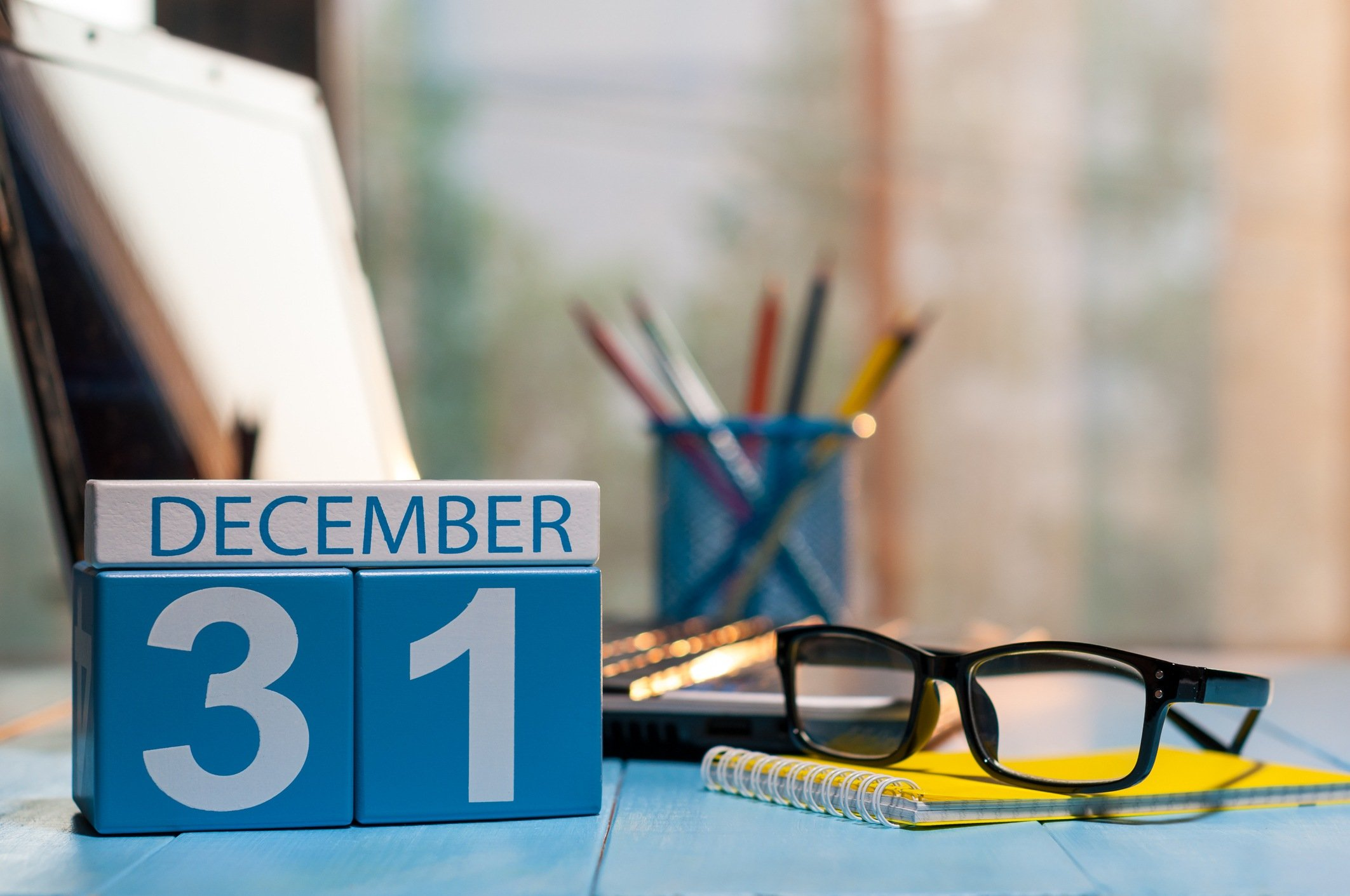 end of year financial planning