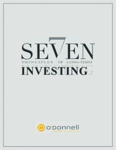 7 Principles Of Long-Term Investing Preparations