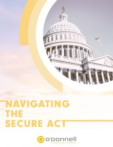 Navigating the SECURE Act