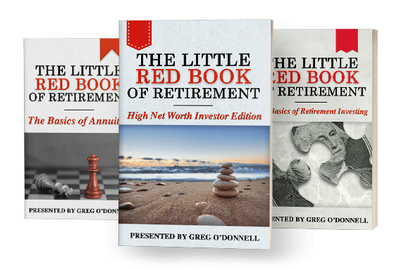 THE COMPLETE LITTLE RED BOOK SERIES