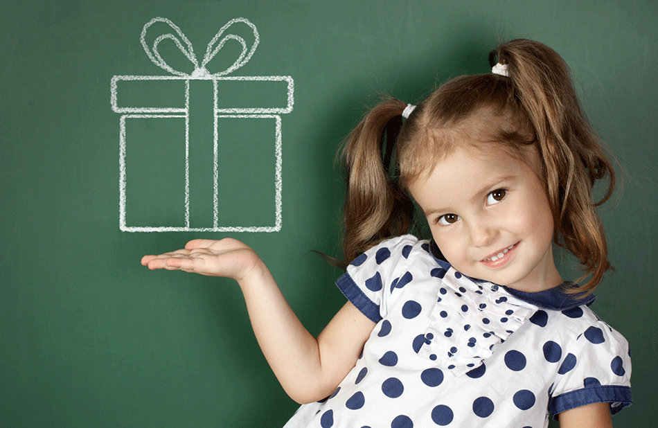 Giving the Gift of Education