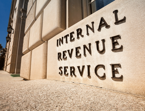 A Plan for a Better IRS Experience