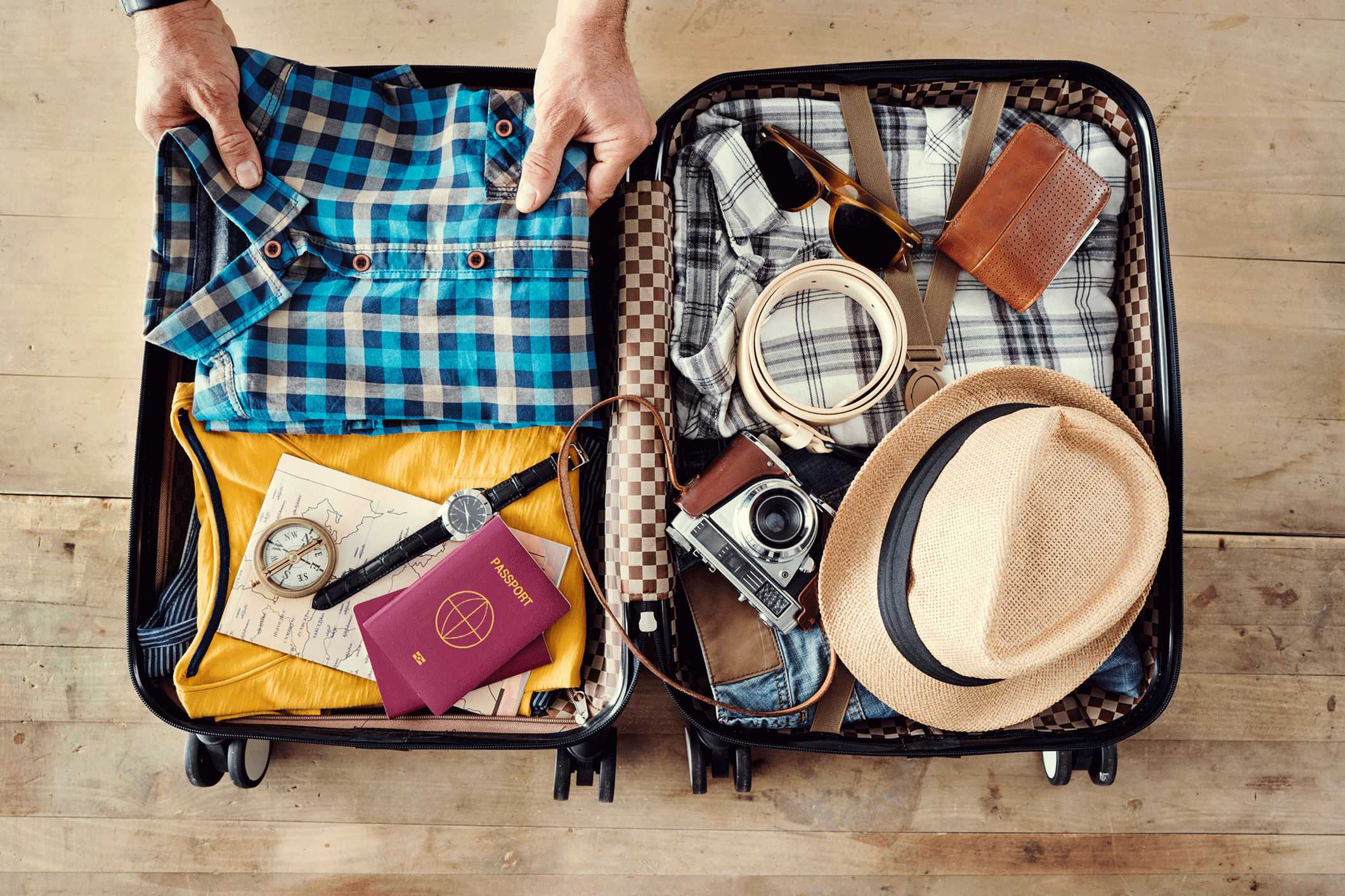 5 Essential Items to Pack on Your Next Trip
