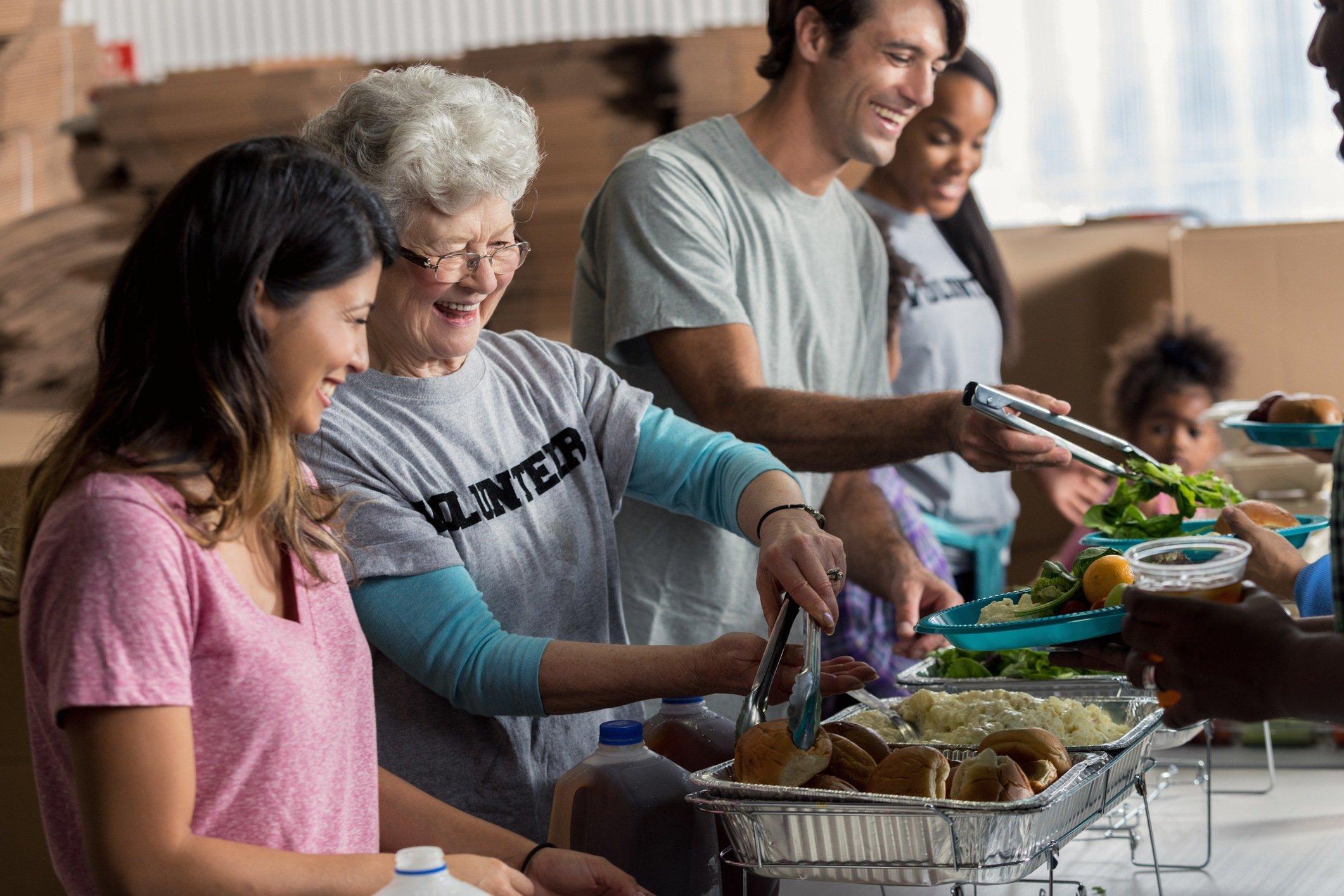 Consider Volunteering in Retirement