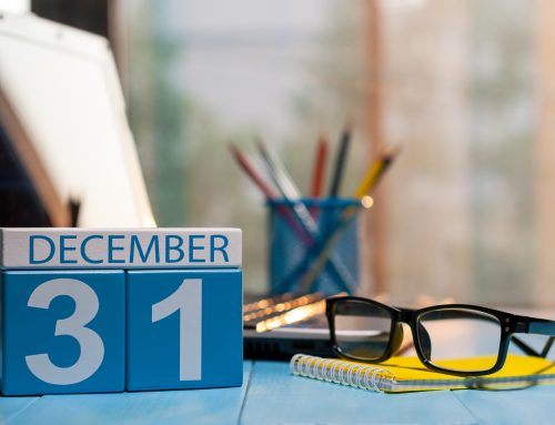 Reminder: 4 Important Things To Do by December 31st