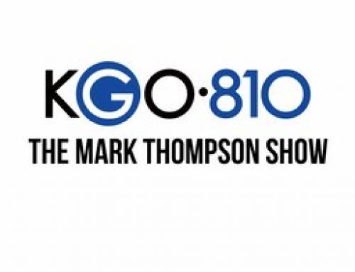 Greg O'Donnell Guest Stars on The Mark Thompson Show