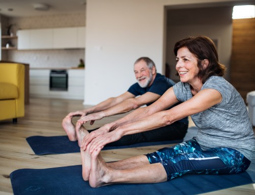Three Types of Exercise to Do At Home