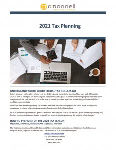 The 2021 Tax Guide